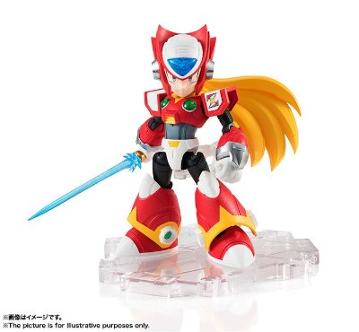 Megaman X Zero - Nx-0029 - Nxedge Style - Bandai