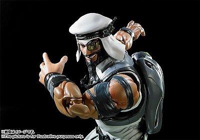 Rashid - Street Fighter - S.h. Figuarts