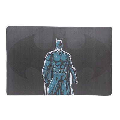 Lugar Americano de Plástico WB Core Batman Preto 43,5 x 28,5 cm - Batman - Urban Brasil