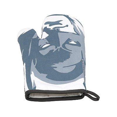 Luva Térmica de Algodão WB JL Core Batman Preto - 18 x 3 x 29 cm - Batman