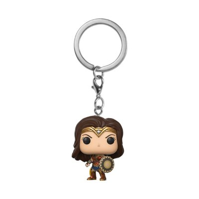 Chaveiro Wonder Woman - Pocket Pop! Keychain - Funko