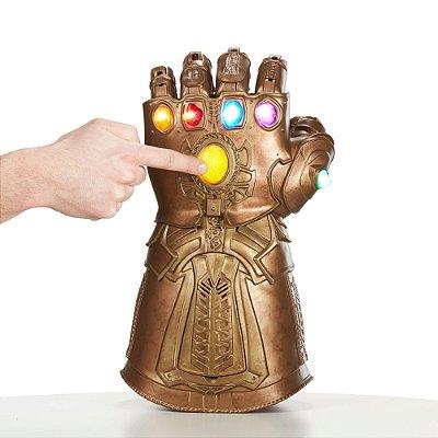 Manopla do Infinito - Avengers - Marvel Legends - E0491 - Hasbro