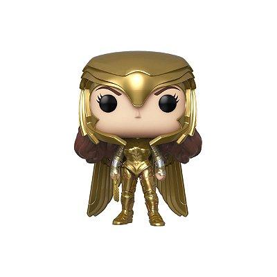 Wonder Woman Gold Power - 323 - WW84 - Pop Funko