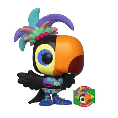 Tula - Pop! Around The World - 02 - Pop Funko