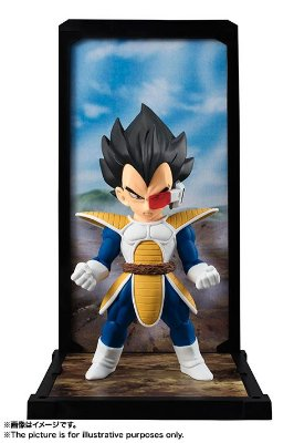 Vegeta - Dragon Ball Z - 15 - Tamashii Buddies - Bandai
