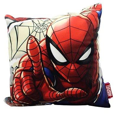 Almofada - Spider HQ Páginas - 25x25cm - Zona Criativa