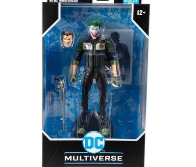 Joker - Batman: White Knight - Dc Multiverse - F0040-7