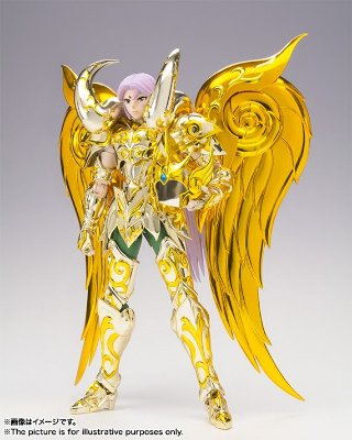 Aries Mu - SOG - Saint Cloth Myth EX - God Cloth - Bandai