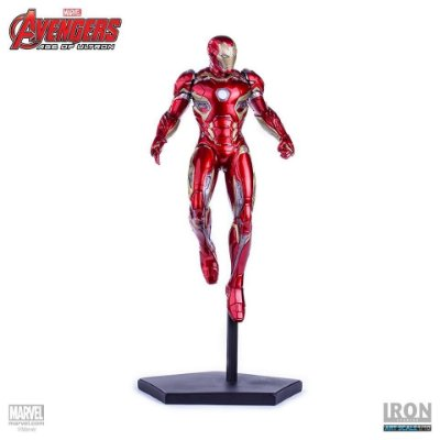 Age Of Ultron Iron Man Mark XLV - 1/10 Art Scale - Iron Studios