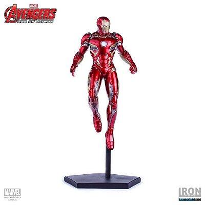Age Of Ultron Iron Man Mark XLV - 1/10 Art Scale - Iron Studios