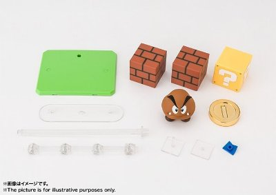 Super Mario Bros Play Set A - S.H. Figuarts