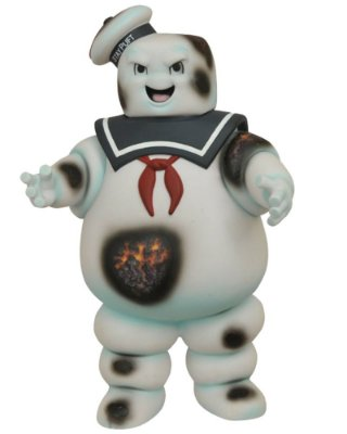 Ghostbusters Burnt Stay Puft Marshmallow Man - Cofre