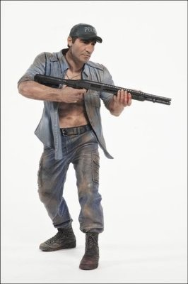 The Walking Dead Shane - TV Series 2014 - Figure