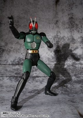 Masked Rider Black RX - S.H. Figuarts