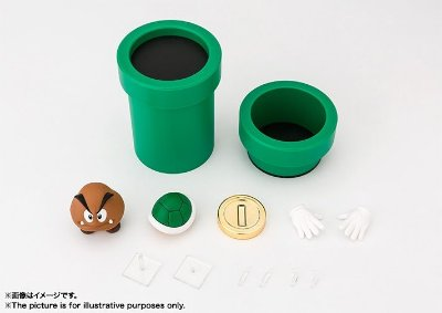 Super Mario Bros Play Set B - S.H. Figuarts