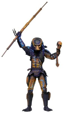 Predator 2 (City Hunter Video Game Ver.) Action Figure