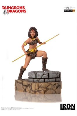 Diana - Caverna do Dragão - Art Scale 1/10 - Iron Studios