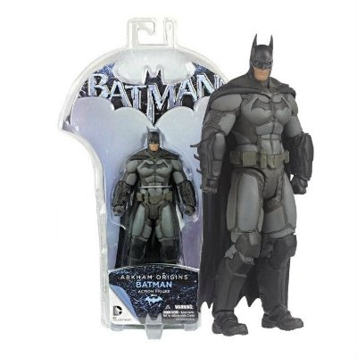 Arkham Origins Batman Series 1 Action Figure