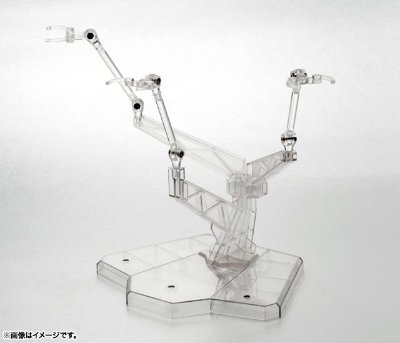 Tamashii Stage Act Trident Clear - Display
