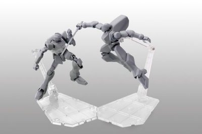 Tamashii Stage Act 5 Clear - Display
