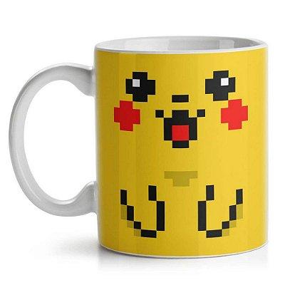 Caneca Pokemug Pixelchu - Yaay