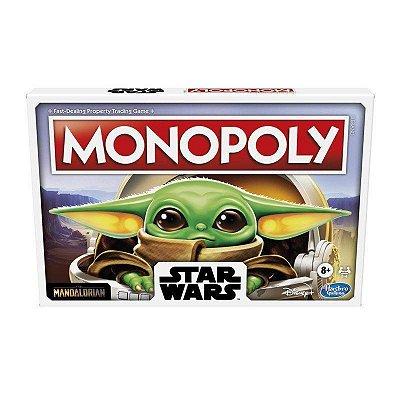 Monopoly - The Child - The Mandalorian - Hasbro - F2013