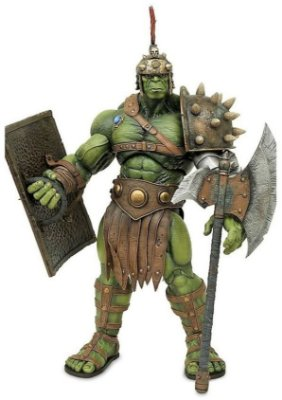 Hulk - Planet Hulk - Marvel Select - Diamond Select Toys