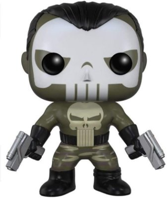 Punisher [Nemesis] - Punisher - 118 - Pop! Marvel - Funko