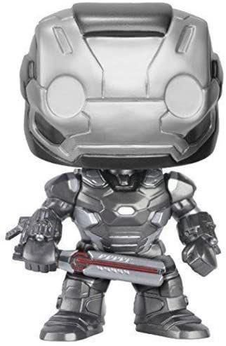 War Machine - Captain America Civil War - 128 - Pop! - Funko
