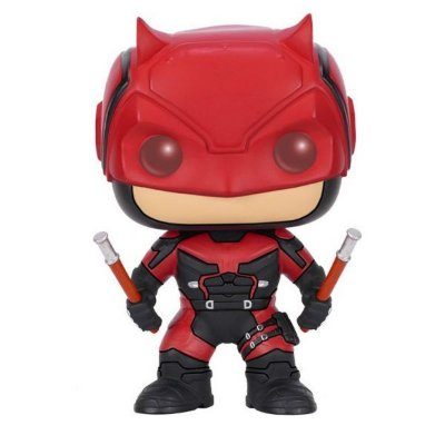 Daredevil - Daredevil TV Red Suit - 120 - Pop! - Funko