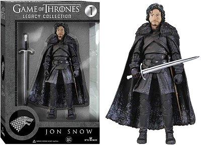 Jon Snow - Game of Thrones - 1 - Legacy Collection - Funko