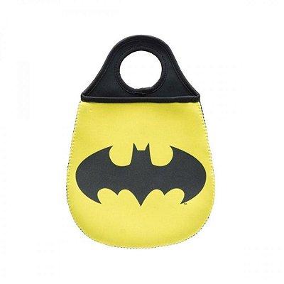 Lixeira de Carro Neoprene -  Batman - 20x0,02x29cm - Urban