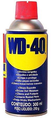 Wd-40 Oleo Lubrificante/desengripante 210gr - 300ml