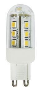 Lâmpada LED JCDL G9 Taschibra 6500K - 3Wx127V