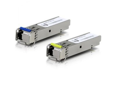 Transceiver Ubiquiti 1 LC 1.25Gbps SFP 3km Mono UF-SM-1G-S