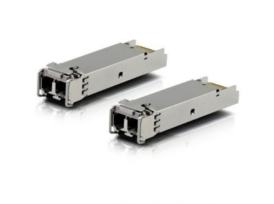 Transceiver Ubiquiti 2 LC 1.25Gbps SFP 500m Multi UF-MM-1G