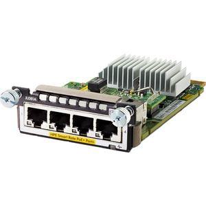 Módulo Aruba 3810M 4 HPE Smart Rate PoE+JL081A