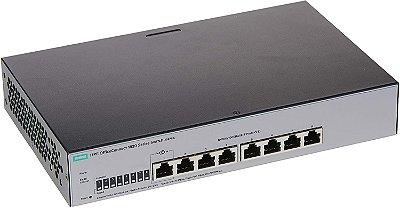 Switch HP 1820-8 Portas Gigabit J9979A