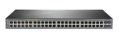 Switch HP 1920S-48 Portas L3 POE+ Gigabit JL386A