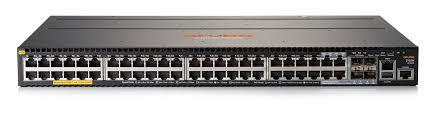 Switch HP 2930M-48 Portas Gigabit POE+ 4 Gigabit Combo JL322A