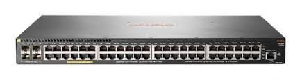 Switch HP 2930F-48 Portas Gigabit 4 Portas SFP+ JL254A
