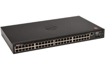 Switch Dell N2048P 48 Portas POE+ 2 Portas SFP 210-ABNY