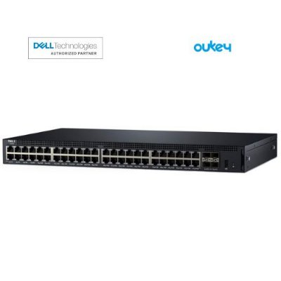 Switch Dell X1052 48 Portas Gigabit X-Series 210-ADPN
