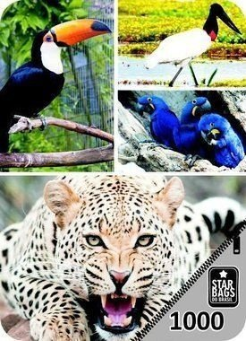 Capas para mala Star Bags Fauna