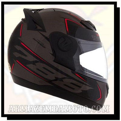 CAPACETE PROTORK EVOLUTION G6 SPEED CINZA