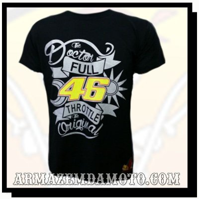 CAMISETA VALENTINO ROSSI  THE DOCTOR RACING LIGHT