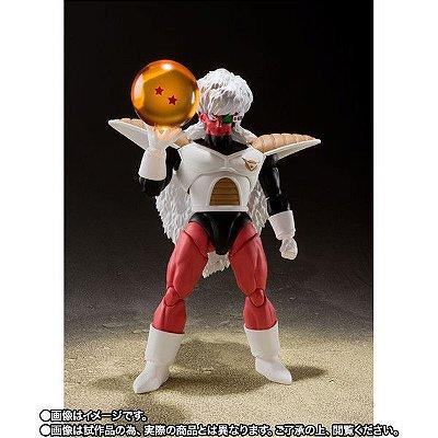 Jiece S.H.Figuarts Bandai Dragon Ball Z Jeice Forças Ginyu Is
