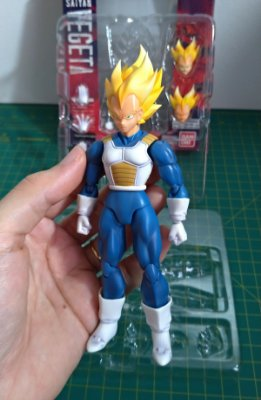 Vegeta Super Saiyajin S.H.Figuarts Bandai Dragon Ball Z