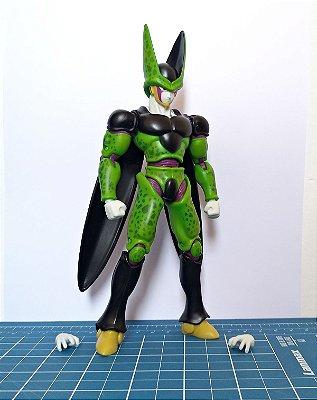 Perfect Cell Action Figure Dragon Ball Z Dragon Stars Bandai