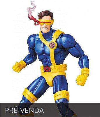 [ Pré-venda ] Cyclops (Comic ver.) X-Men - MAFEX Nº 099 - Medicom Toy